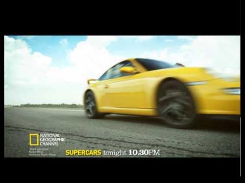 Nat Geo Supercars | Tonight