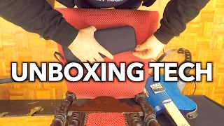Unboxing GoPro Tech Stuff & Waiting For Theo