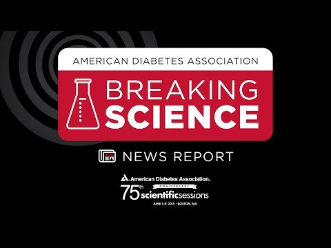 75th Scientific Sessions: Honoring 50 Years of Diabetes Research and Treatment