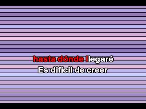 Persiana Americana, letra - Soda Stereo karaoke