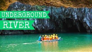 Underground River in Sabang | Puerto Princesa | Palawan | Philippines 2017