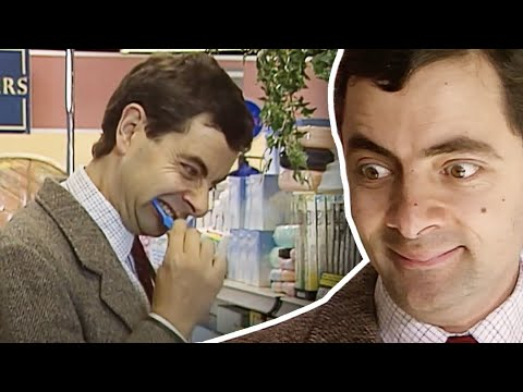 Bean's BANK Card 💳 | Mr Bean Full Episodes | Mr Bean Official
