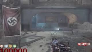 Black ops zombies round 100,000 with over 1000000000 points!!! ( highest round ever) (HACKED)
