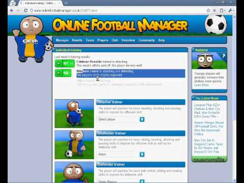FuГџball Manager Online Kostenlos