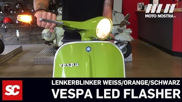 Vespa 50 Blinker Nachrüsten