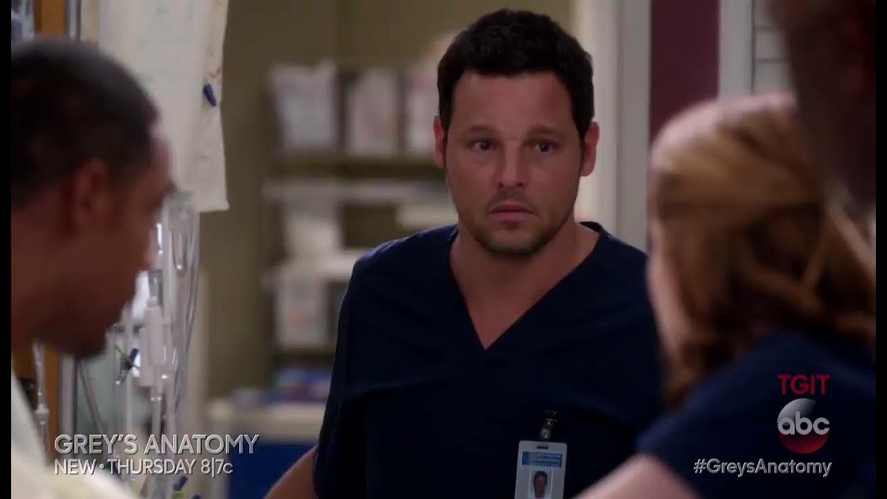 Grey\'s Anatomy Sneak Peek 12.09 - The Sound of Silence (2) - YouTube