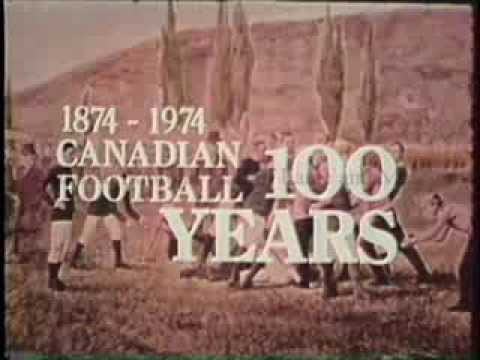History of Canadian Football