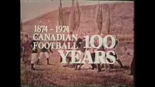 History of Canadian Football