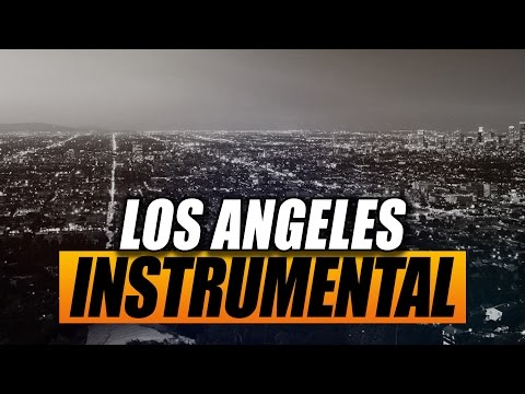 2Bough - Los Angeles (Chill Trap Hard Street Gangsta Hiphop Rap Trap Beat INSTRUMENTAL)