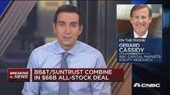 Anticipate more regional bank mergers like BB&T, Suntrust: Bank analyst