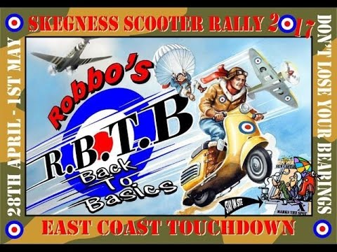 Skegness Scooter Rally 2017