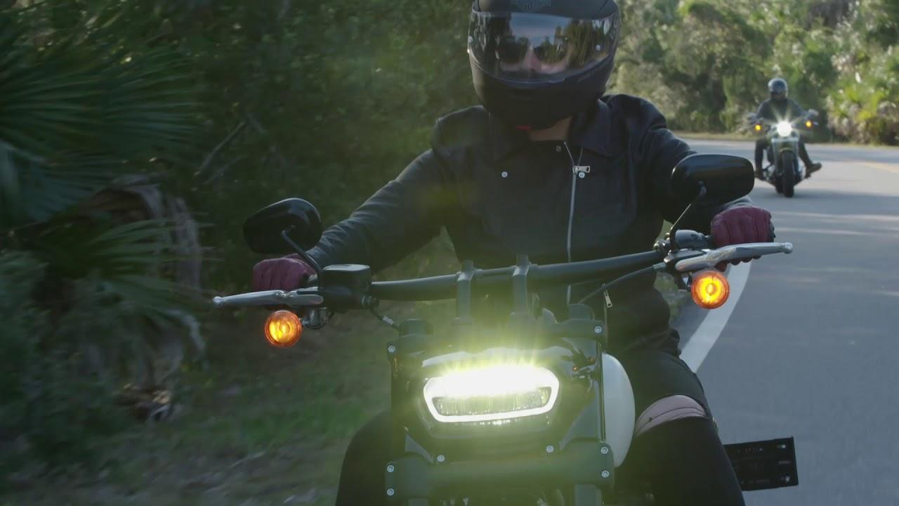 Únete a nosotros para lo que sigue | Harley Davidson