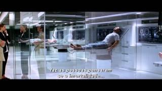Transcendence - A Revolução - Trailer Exclusivo