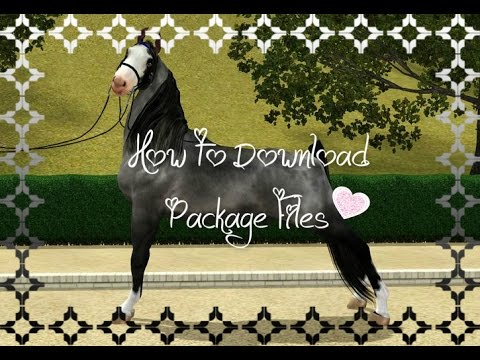 How To Download Package Files For The Sims 3