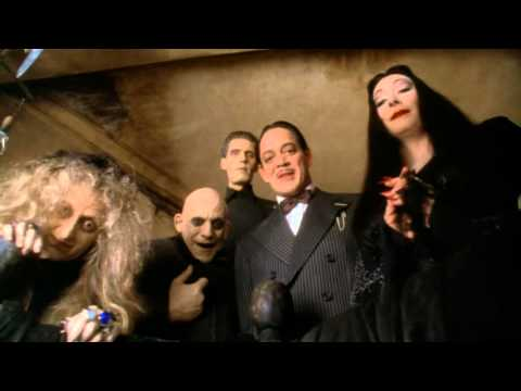 Addams Family Values trailers