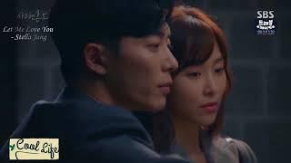Mv - Temperature Of Love Ost Part 5 - Let Me Love You  나만 아는 엔딩  - Stella Jang