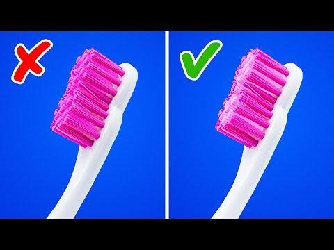 8 Etapes Pour Obtenir Des Dents Blanches