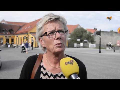 """Angela: """"Vad ska Putin göra på Gotland?"""""""