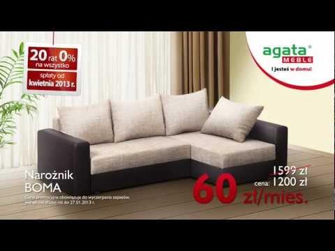 Reklama Agata Meble Kupujesz Co Chcesz A Spłacasz Po