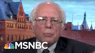 Bernie Sanders On Health Care Bill: Thousands Will Die | MSNBC
