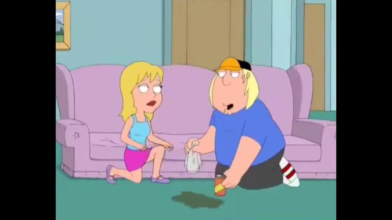 Download Family Guy - Chris gets the girlfriend - Season 6 Ep. 12  - Full HD Nozoom Nocuts