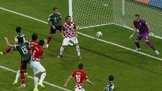 México vs Croacia MUNDIAL BRASIL 2014