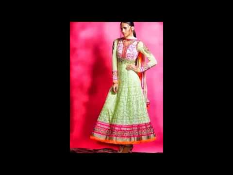 Glamorous Indian Designer Anarkali Suits