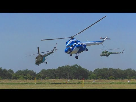 Ukraine Championship of Helicopter Sport 2018
