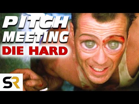 Die Hard Pitch Meeting