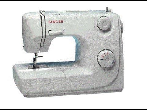 Maquina de coser singer 8280 youtube for Maquinas de coser zaragoza