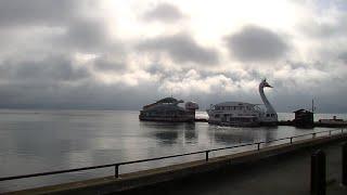 猪苗代湖は磐梯山とともに、会津地方のシンボルとなっています。 湖は冷...