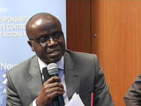 Rencontre Global Compact Sur la Lutte contre la Corruption - Panel 3/4