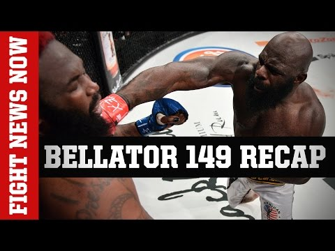 Bellator 149 Recap: Gracie Stops Shamrock, Kimbo Wins Ugly Bout Over Dada 5000 on Fight News Now