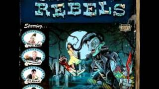 "Cold Blue Rebels ""Zombie Love"""