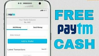 (Over)Trick To Win 20000 Free Paytm Cash For All User Easily!