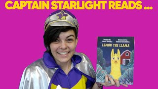 Lemon The Llama By Giaan Rooney (Read Aloud)