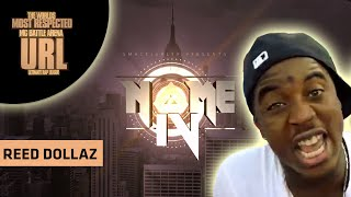 SMACK/URL DIRECT FROM NOME IV - Meet Contender REED DOLLAZ