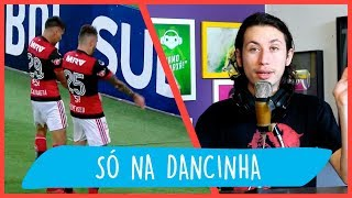 REACT ♫ AS DANCINHAS MAIS FERAS DO FUTEBOL | Nego do Borel (FutParódias)