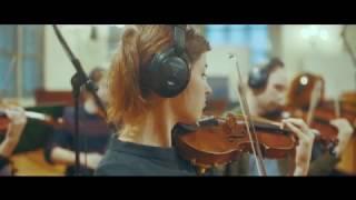 """Stanislava Tokalova filmas """"Tas, ko vini neredz"""" mūzikas ieraksts. Komponists - Nathan Klein"""