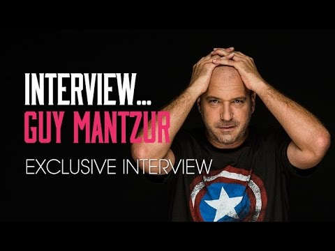 Guy Mantzur Interview - On his album 'Time' and working with Nick Warren