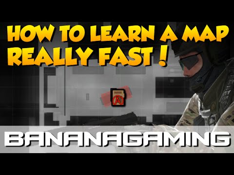 CS:GO - Noob To Pro / Learn New Maps Fast!