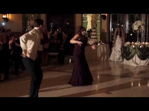 Best Mom and son wedding dance!