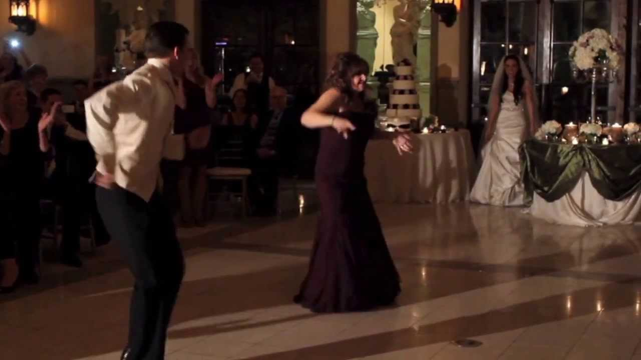 Best Mom and son wedding dance! - YouTube