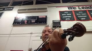 Violon phụ đệm hát Thánh Vịnh