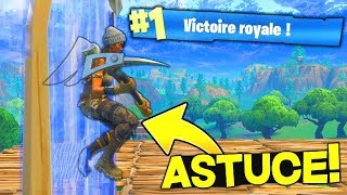 *GLITCH* PASSER à TRAVERS les MURS sur FORTNITE !