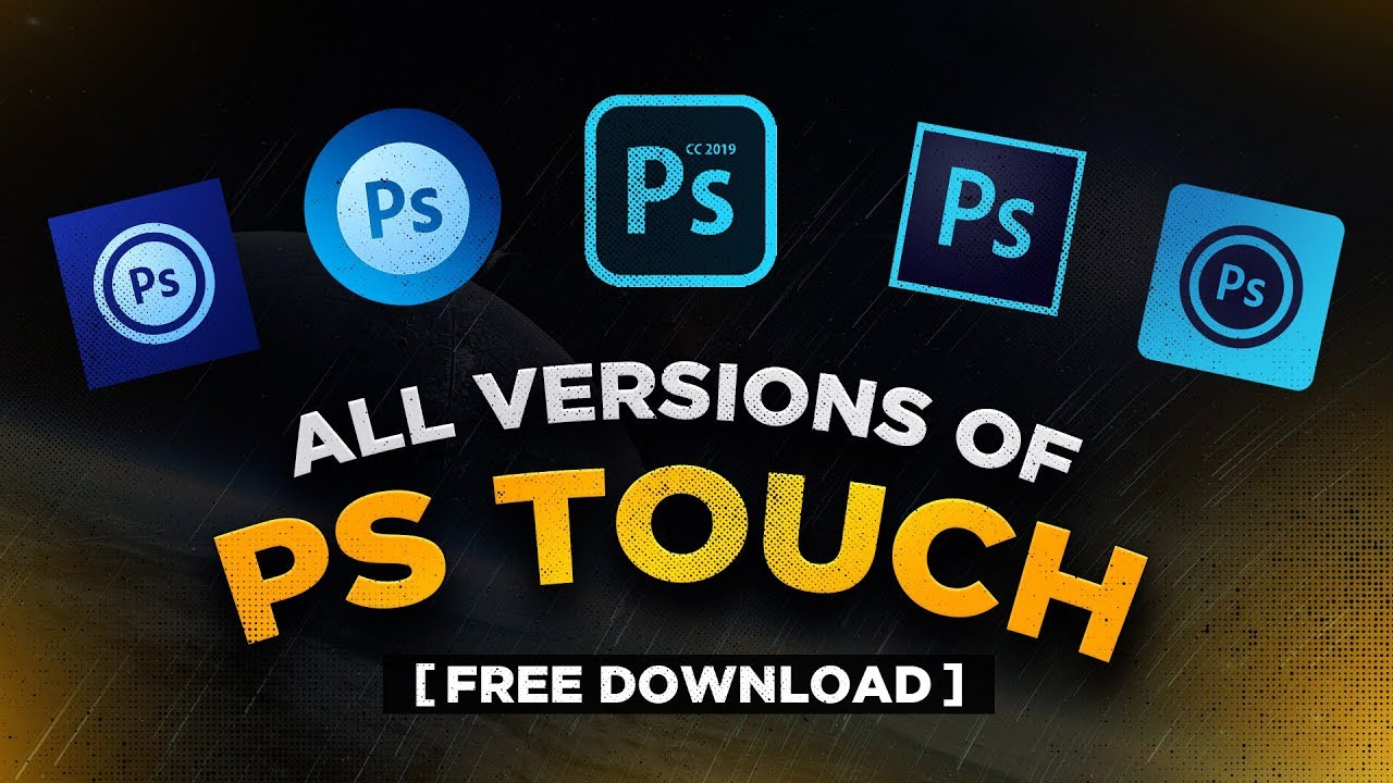Ps Touch All Versions - Free Download For Android - YouTube