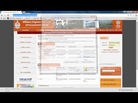 E TENDER #2 HOW TO INSTALL AND SET JAVA JRE 1 from YouTube · Duration:  6 minutes 7 seconds