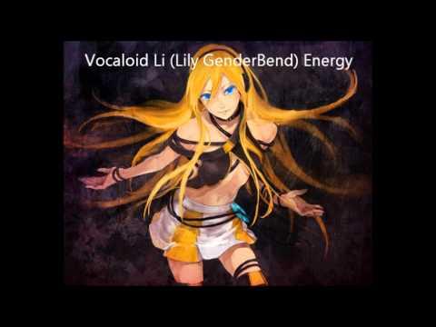 Vocaloid Li: Energy