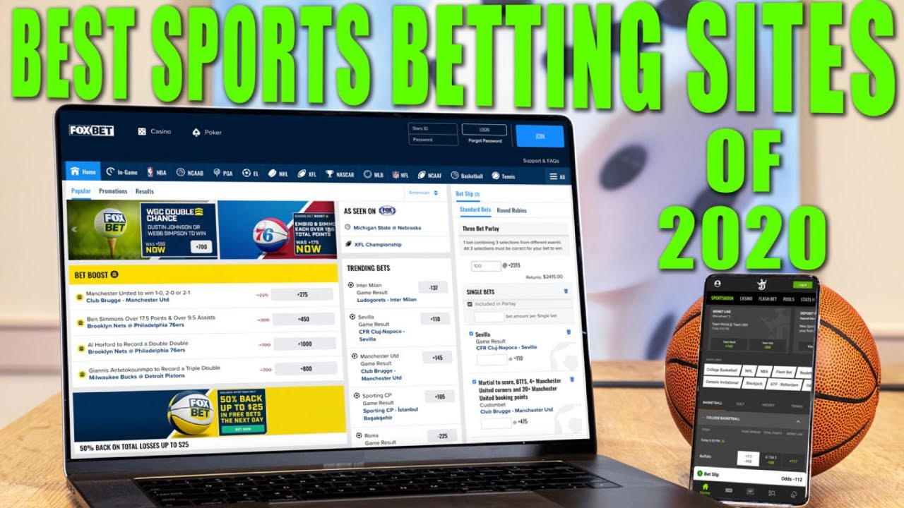 Nfl Betting Websites