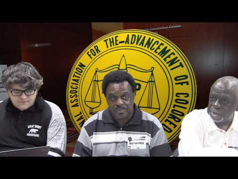 Interview With NAACP Glen Ray And Richard Jackson